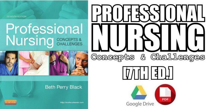 Professional Nursing Concepts & Challenges 7th Edition PDF