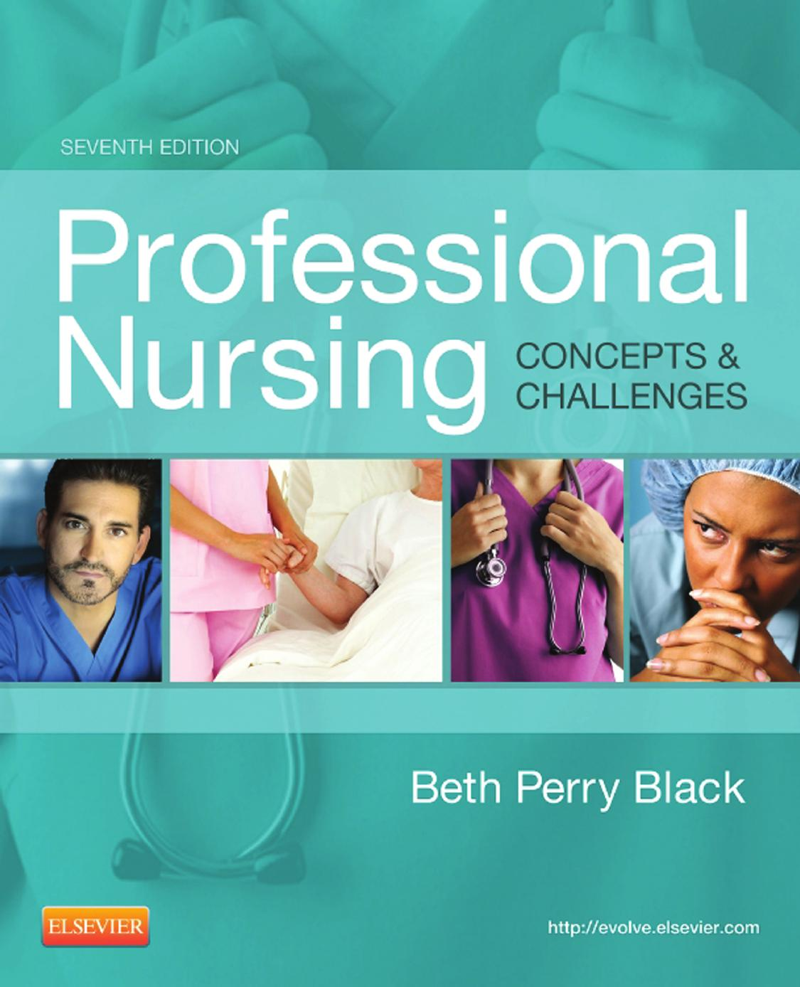 Professional Nursing Concepts & Challenges 7th Edition PDF