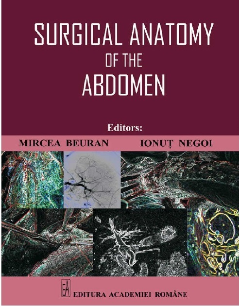Surgical Anatomy of the Abdomen PDF