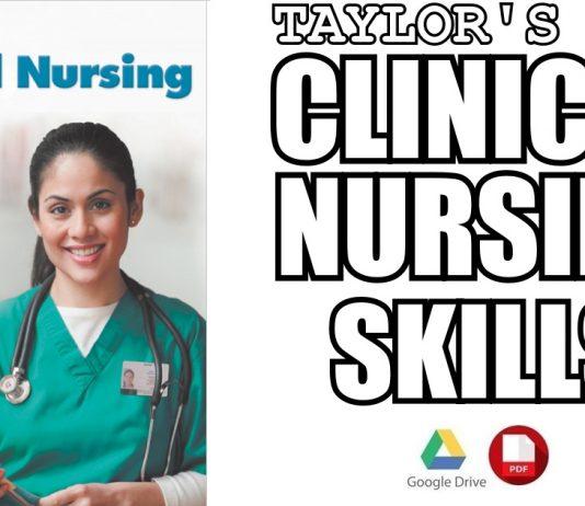 Taylor's Clinical Nursing Skills 3rd Edition PDF