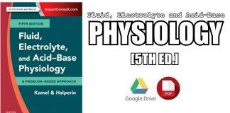 Fluid, Electrolyte and Acid-Base Physiology 5th Edition PDF
