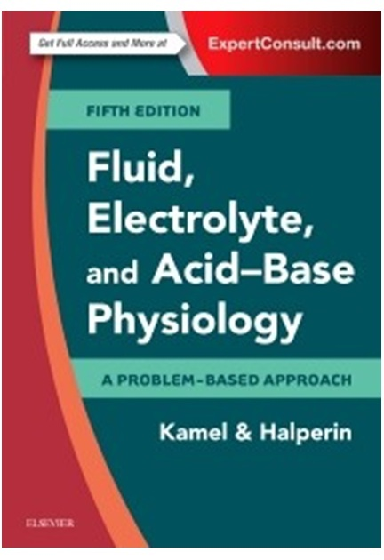 Fluid, Electrolyte and Acid-Base Physiology 5th Edition PDF