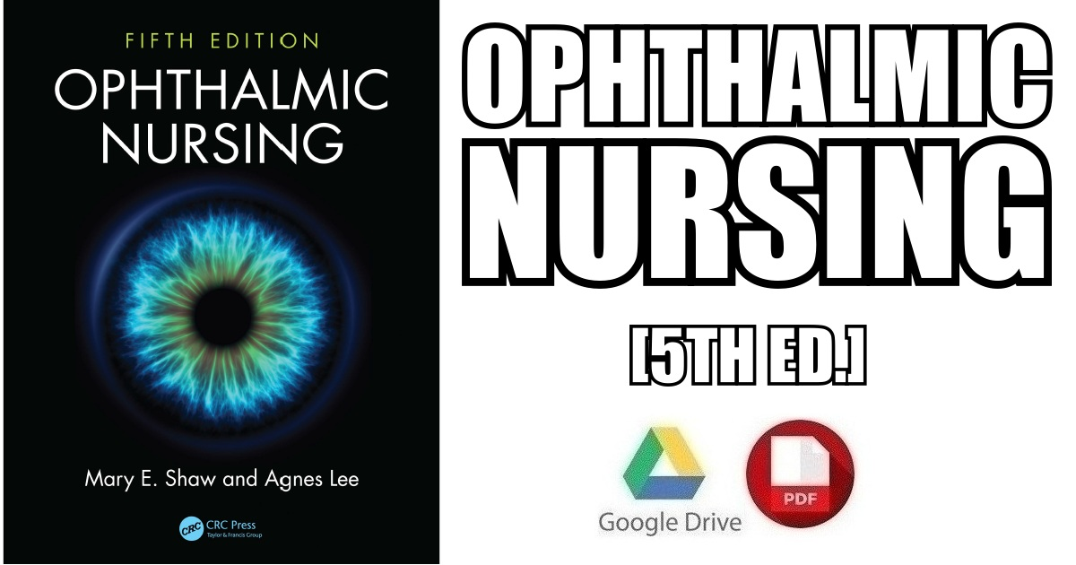 Ophthalmic Nursing 5th Edition PDF