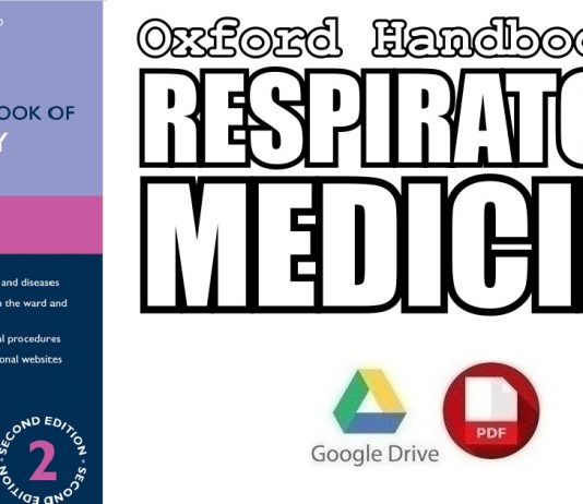 Oxford Handbook Of Respiratory Medicine 2nd Edition PDF