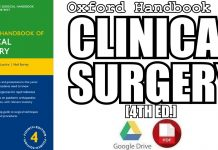 Oxford Handbook of Clinical Surgery 4th Edition PDF