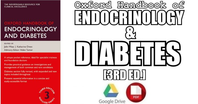 Oxford Handbook of Endocrinology and Diabetes 3rd Edition PDF