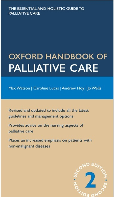 Oxford Handbook of Palliative Care 2nd Edition PDF