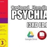 Oxford Handbook of Psychiatry 3rd Edition PDF