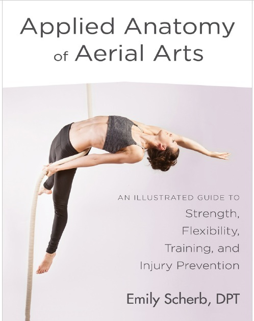 Applied Anatomy of Aerial Arts 1st Edition pdf