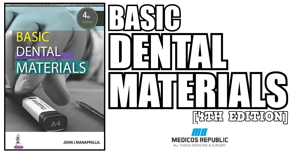 Basic Dental Materials PDF