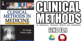 Clinical Methods in Medicine: Clinical Skills and Practices 2nd Edition PDF