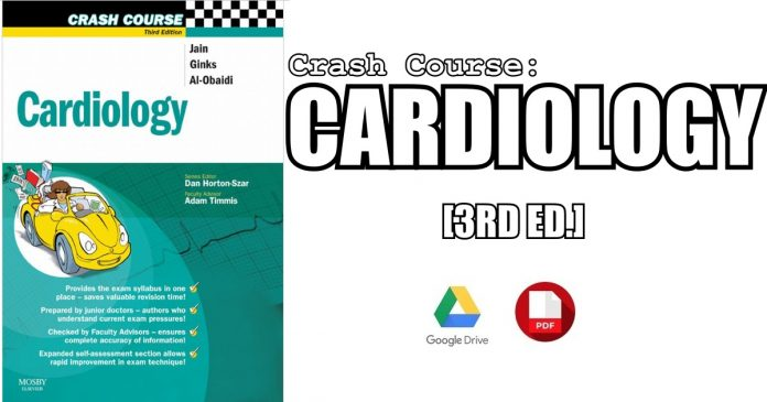 Crash Course Cardiology 3rd Edition PDF
