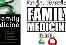Deja Review Family Medicine 2nd Edition PDF
