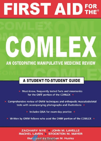 First Aid for the COMLEX 2nd Edition PDF