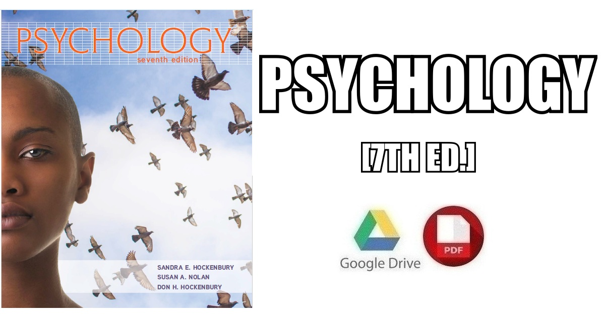 Psychology 7th Edition PDF
