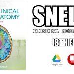 Snell's Clinical Neuroanatomy 8th Edition PDF