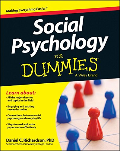 Social Psychology For Dummies PDF