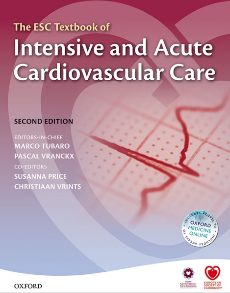 The ESC Textbook of Intensive and Acute Cardiovascular Care PDF
