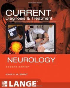 CURRENT Diagnosis & Treatment Neurology 2nd Edition PDF