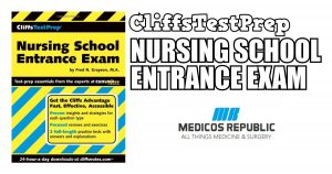 CliffsTestPrep Nursing School Entrance Exam PDF