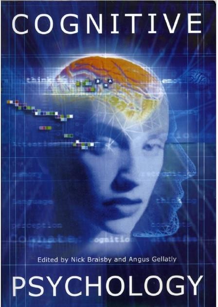 Cognitive Psychology 1st Edition PDF