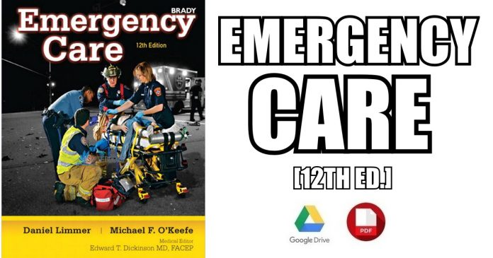 Emergency Care 12th Edition PDF