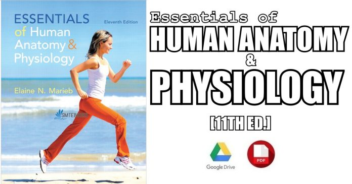 Essentials of Human Anatomy & Physiology 11th Edition PDF