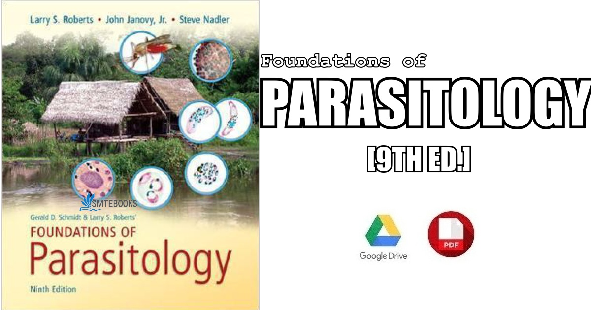 Foundations of Parasitology 9th Edition PDF