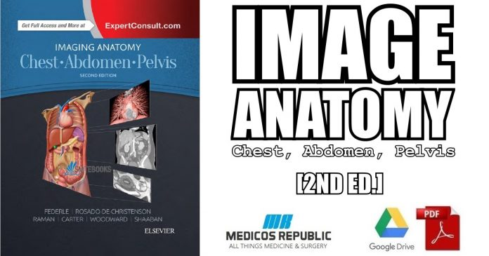Imaging Anatomy: Chest, Abdomen, Pelvis 2nd Edition PDF