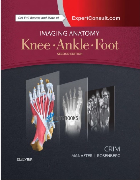 Imaging Anatomy: Knee, Ankle, Foot 2nd Edition PDF