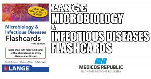 Lange Microbiology & Infectious Diseases Flashcards PDF
