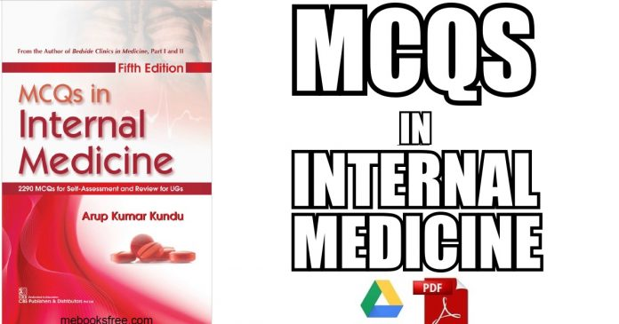 MCQs in Internal Medicine 5th Edition PDF
