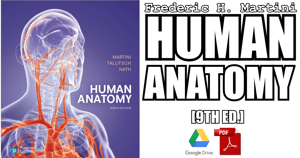 Martini Human Anatomy 9th Edition PDF Free Download Direct