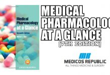 Medical Pharmacology at a Glance 7th Edition PDF