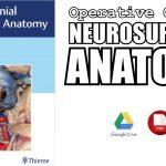 Operative Cranial Neurosurgical Anatomy 1st Edition PDF