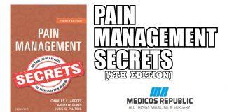 Pain Management Secrets 4th Edition PDF