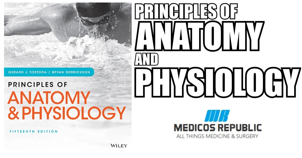 Principles of Anatomy and Physiology 15th Edition PDF