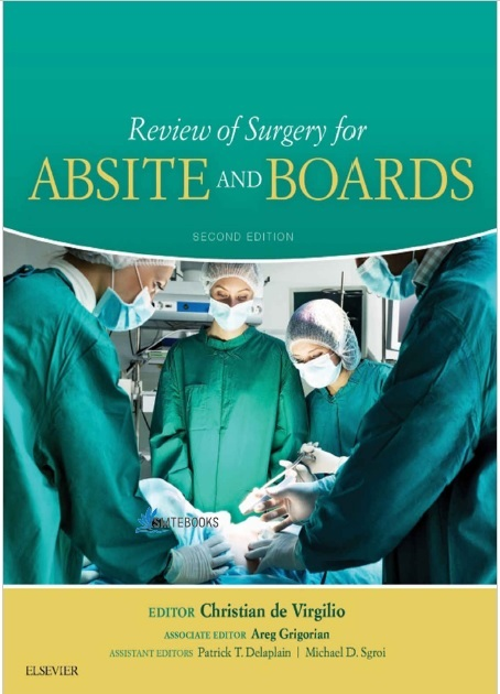 Review of Surgery for ABSITE and Boards 2nd Edition PDF