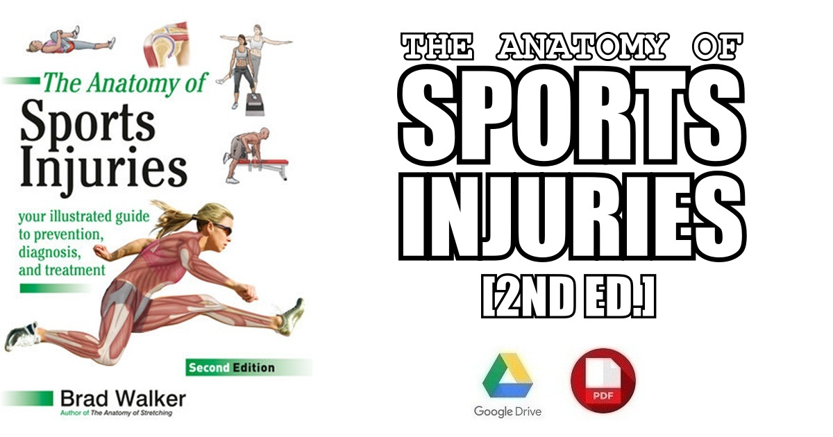 The Anatomy of Sports Injuries PDF