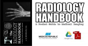 The Radiology Handbook: A Pocket Guide to Medical Imaging PDF