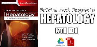 Zakim and Boyer's Hepatology 7th Edition PDF