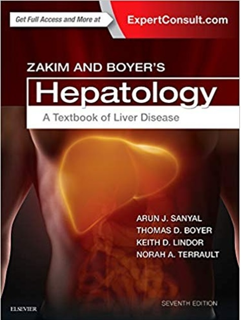 Zakim and Boyer's Hepatology 7th Edition PDF