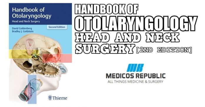 Handbook of Otolaryngology: Head and Neck Surgery PDF