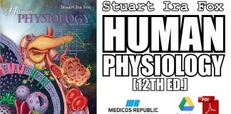 Human Physiology 12th Edition PDF