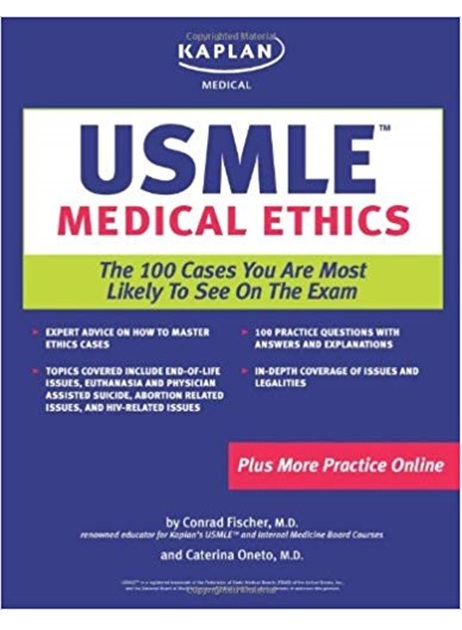 Kaplan Medical USMLE Medical Ethics PDF