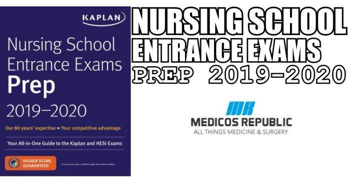 Kaplan Nursing School Entrance Exams 8th Edition PDF