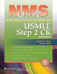NMS Q&A Review for USMLE Step 2 CK PDF Free Download [Direct