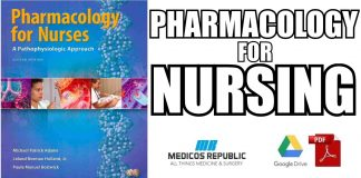 Pharmacology for Nurses: A Pathophysiologic Approach PDF