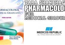Tara Shanbhag Pharmacology for Medical Graduates PDF