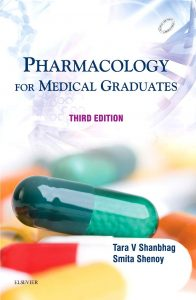 Tara Shanbhag Pharmacology for Medical Graduates PDF